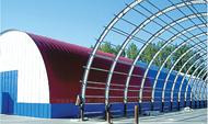 Быстровозводимые металлоконструкции в Ярославле