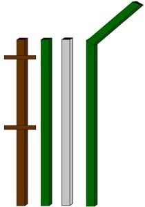 изготовление металлические столбы в Ярославле